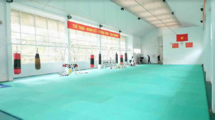Tìm hiểu về Trung tâm huấn luyện thể thao Quốc gia Đà Nẵng