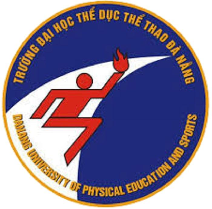 Logo Đại học Thể dục Thể thao Đà Nẵng