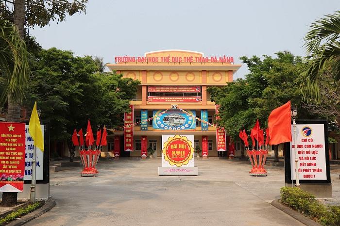 Điểm chuẩn Đại học Thể dục Thể thao Đà Nẵng năm 2021 và các năm gần đây
