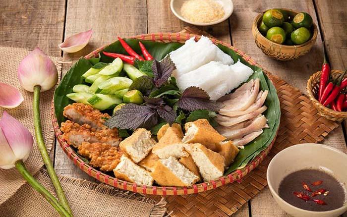 Bún đậu mắm tôm Đà Nẵng – món ngon dân dã, ăn là ghiền