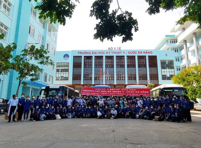 Trường Đại học Kỹ thuật Y dược Đà Nẵng và những điều cần biết