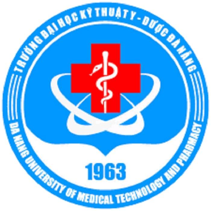 Logo trường Đại học Kỹ thuật - Y dược Đà Nẵng