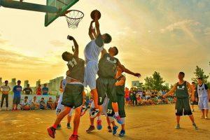 Được chơi những môn thể thao yêu thích khiến chúng ta trở nên hưng phấn và có động lực tập luyện
