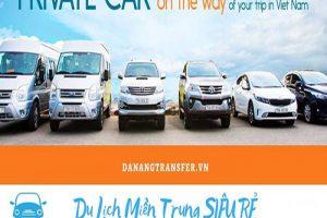 Dịch vụ thuê xe du lịch tại Đà Nẵng phát triển rộng rãi
