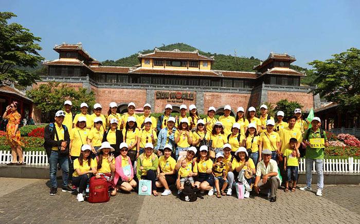 Các tour du lịch được công ty tổ chức ý nghĩa, thành công