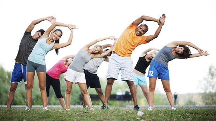 Sau mổ ruột thừa cần phải nghỉ ngơi, ít nhất phải 4 - 6 tuần sau mới có thể bắt đầu luyện tập thể dục thể thao