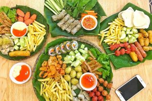 Top những quán ăn vặt ngon ở Đà Nẵng