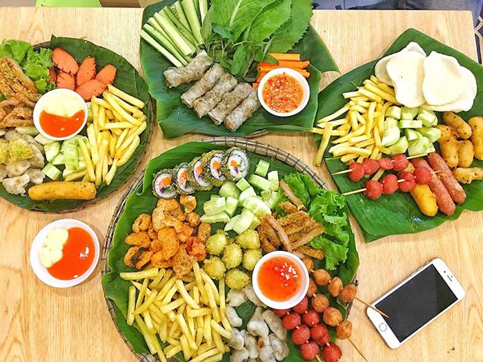 Top những quán ăn vặt ngon ở Đà Nẵng cuốn hút giới trẻ
