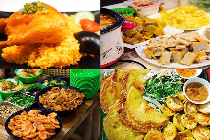 Quán ăn vặt ở Đà Nẵng ngon - bổ - rẻ
