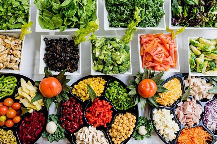Một chế độ ăn uống khoa học sẽ làm tăng thêm hiệu quả tập luyện, tăng cường sức khỏe