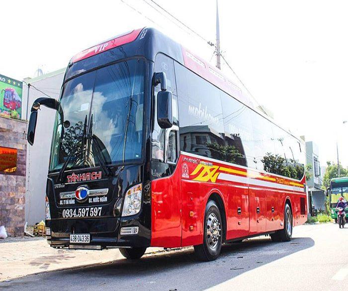 Top 10 nhà xe khách tuyến Hà Nội Đà Nẵng uy tín, chất lượng